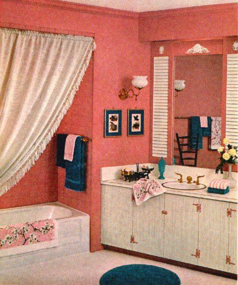 11 besten Milestones of Bathroom History Bilder auf Pinterest - badezimmer 1970