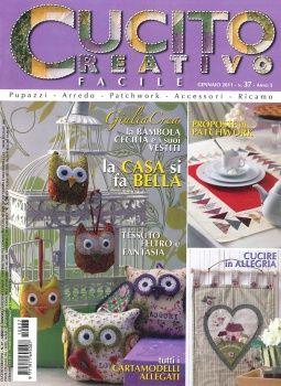 rivista di cucito in italiano con spiegazioni e cartamodelli