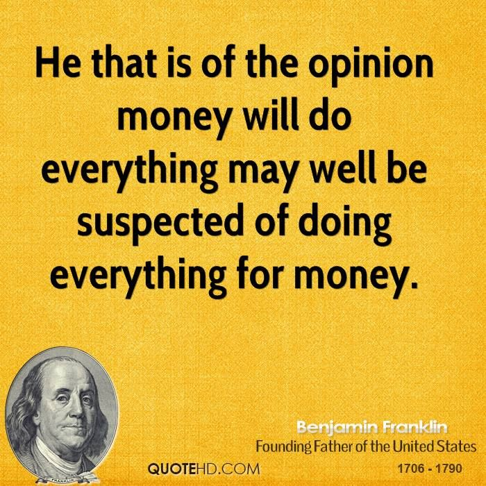 Benjamin Franklin Quotes | QuoteHD