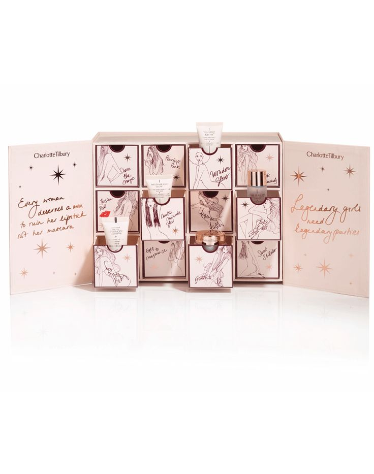 The Beauty Advent Calendars That Are Even Better Than The Chocolate Ones