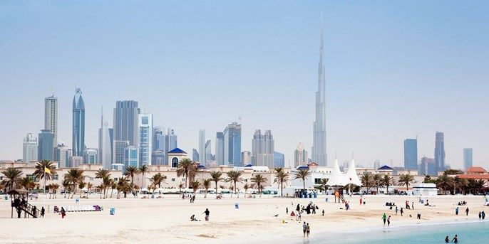 Dubai 4-Star Sojourn incl. Flights from Calgary