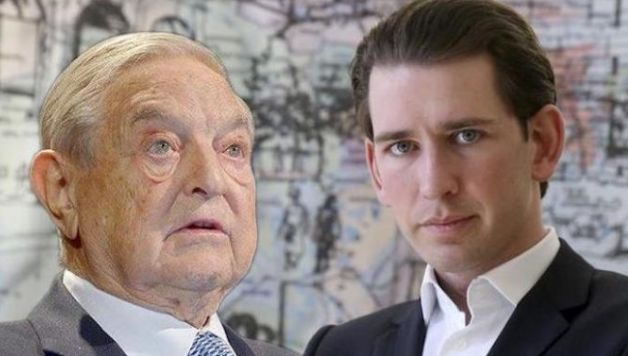 "The world's youngest leader, newly-elected Sebastian Kurz, has informed George Soros that his Open Society Foundation has 28 days to cease and desist operations in Austria or face legal action for ""attempting to undermine the"