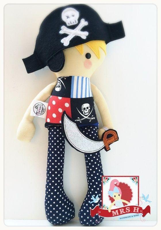 Image of Pirate Sam