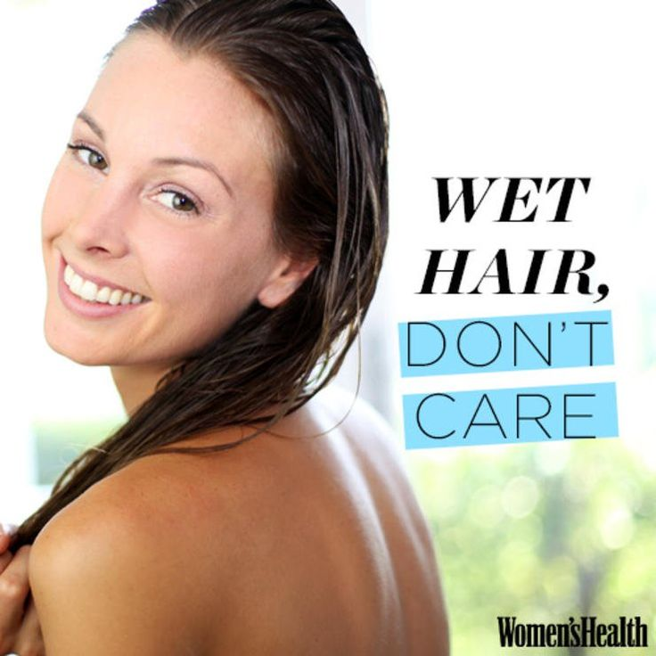7 Gorgeous Ways to Style Wet Hair : The Slick Knot
