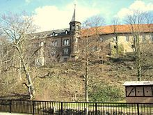 Ilsenburg House (German: Schloss Ilsenburg) stands in the town of Ilsenburg (Harz) in the German state of Saxony-Anhalt and was given its present appearance in the 2nd half of the 19th century.