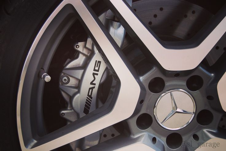 Mercedes Benz SL 55 AMG V8 Kompressor
