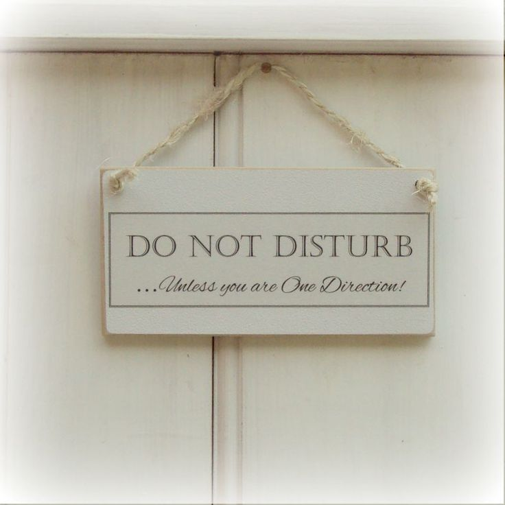 Perfect for any One Direction fan's bedroom door! £7.99 at www.craftyclara.com