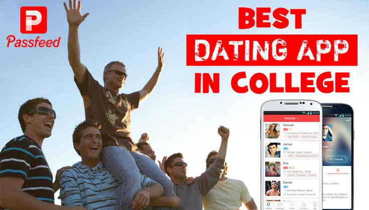 Top dating apps for college students
