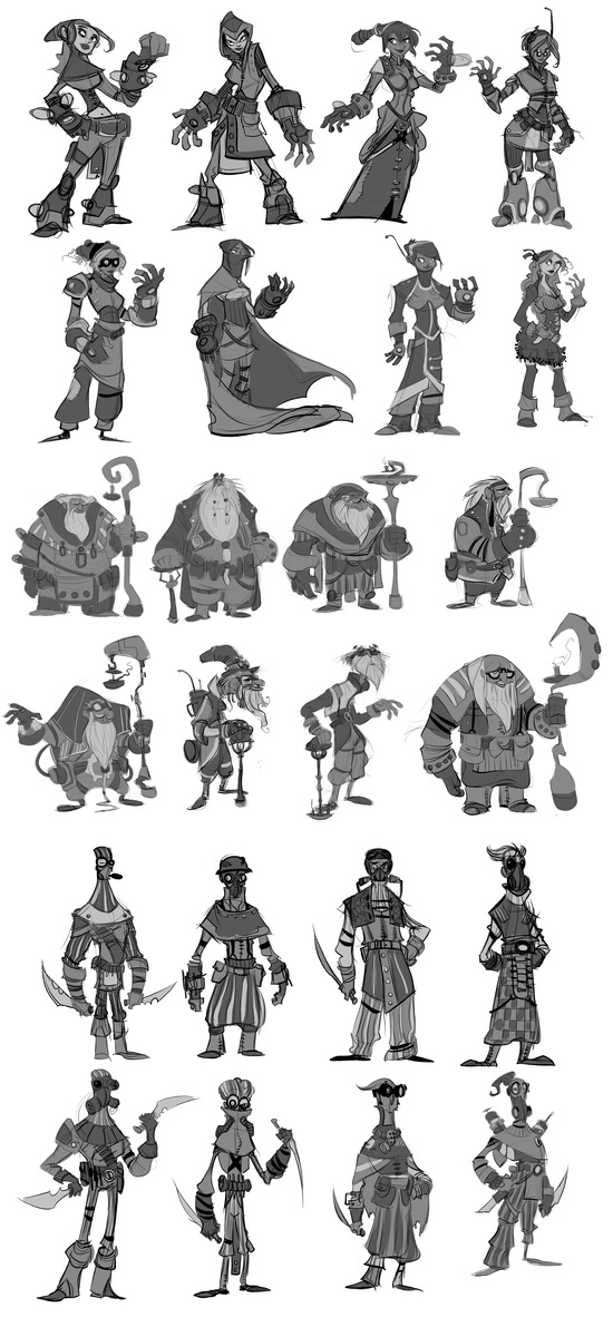 Brett Bean ✤ || CHARACTER DESIGN REFERENCES | キャラクターデザイン • Find more at https://www.facebook.com/CharacterDesignReferences if you're looking for: #lineart #art #character #design #illustration #expressions #best #animation #drawing #archive #library #reference #anatomy #traditional #sketch #development #artist #pose #settei #gestures #how #to #tutorial #comics #conceptart #modelsheet #cartoon || ✤