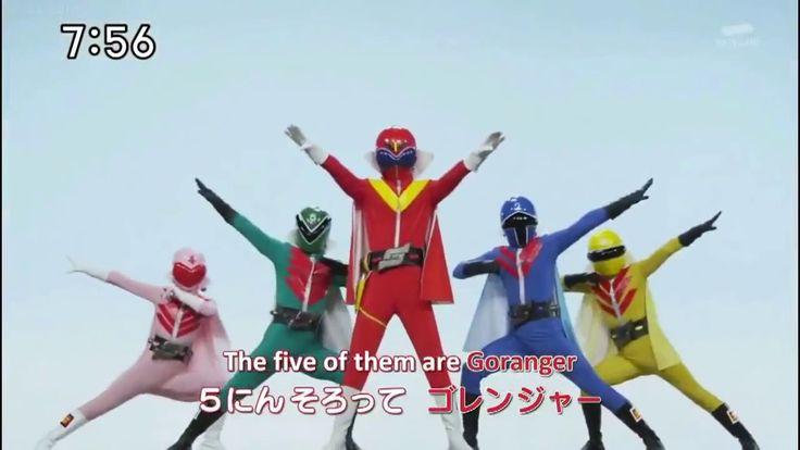 Super Sentai zyuohger 40th