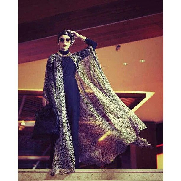 "ascia_akf: ""Another look from my @360 MALL shoot! I feel vintage-y! Cape: Saint Laurent, Jumpsuit: Bebe, Purse: Bottega Veneta, Glasses: Bottega Veneta, Shoes: Saint Laurent"""