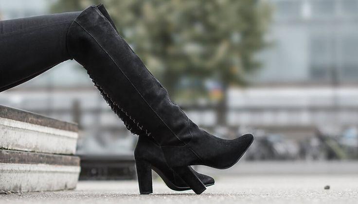 schoenen voor brede enkels en brede kuiten advies figuur
