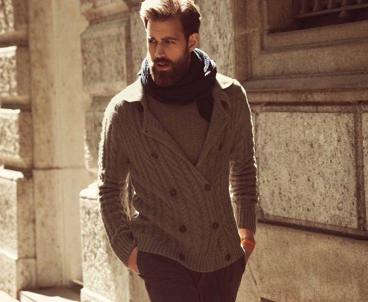Мужская мода осень-зима 2017: тенденции, тренды. Молодежная мужская мода, уличная на осень, зиму