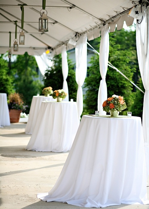 The Resort at Glade Springs features a spacious outdoor Pavilion, a favorite setting for wedding receptions.  Indoor receptions are also available in one of the Resort's ballrooms, and outdoor receptions may be planned for the Bright Terrace, adjacent the Resort's Bright Ballroom