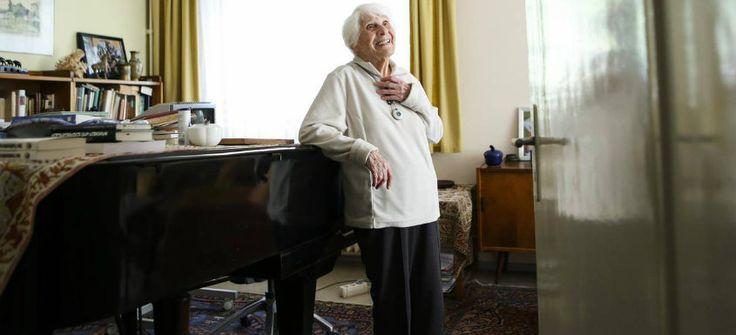 102-летняя еврейка стала старейшим студентом, защитившим наивысшую ученую степень - БОГ НЬЮЗ - BOG NEWS - Новости в Божьем контексте