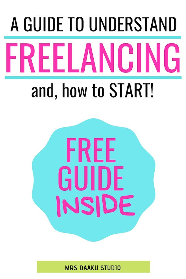 What is freelance? A simple guide to making money online!