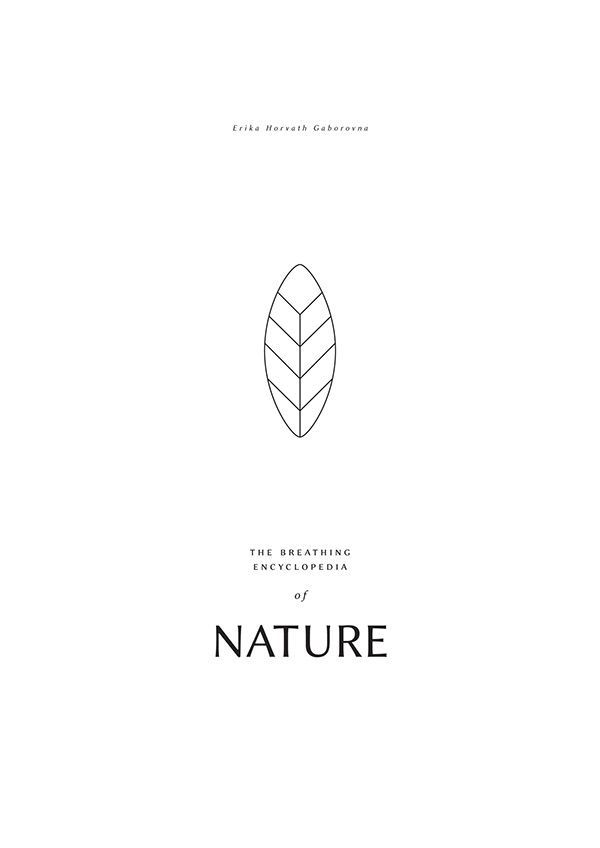 The Breathing Encyclopedia of Nature by Erika Horváth Gáborovna
