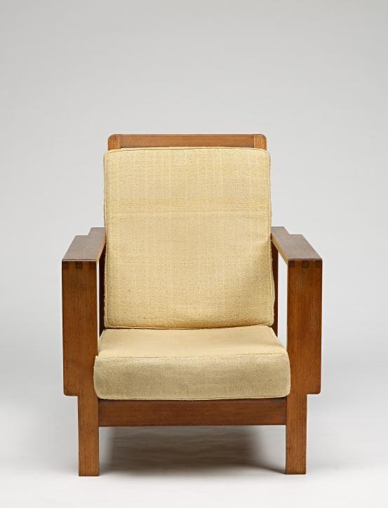 Unit range, armchair - (1932) - Fred WARD (designer)