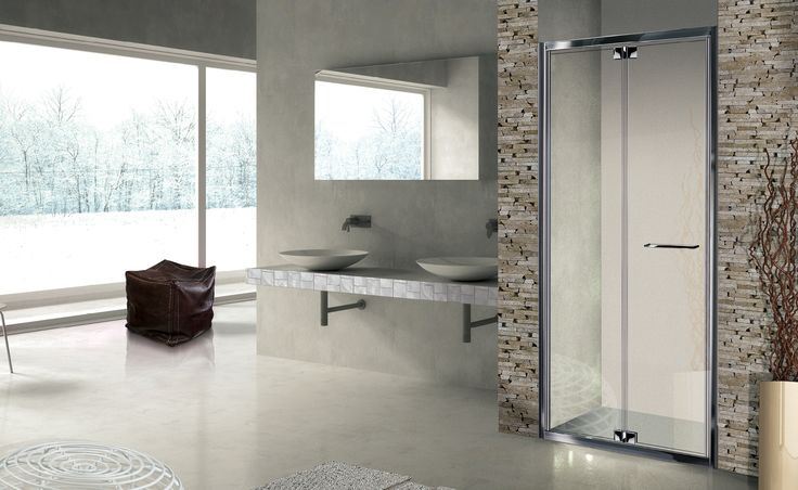 SERIES BRIO - Con porta a soffietto. With bifold door. Un tocco di classe. A classy touch. www.boxdocce2b.com