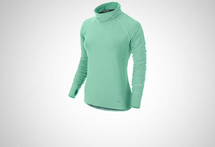 #Nike Dri-FIT Sprint Fleece Pullover