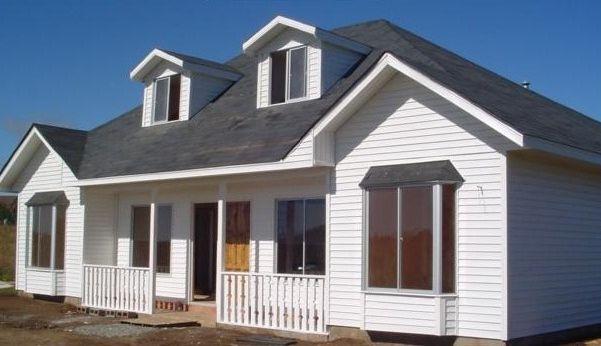 Casa Prefabricada Curauma 140 M2 - Casas Prefabricadas