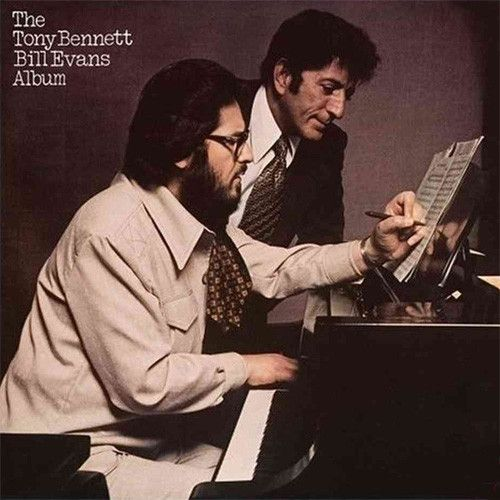 Bill Evans - The Tony Bennett Bill Evans Album on LP