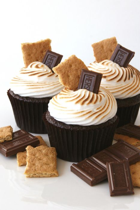 I have been craving s'mores so bad, lately!