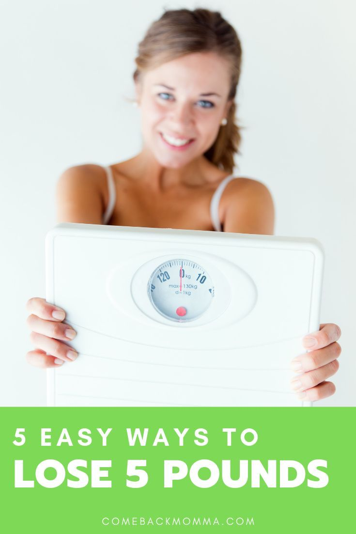 5 Easy Ways To Lose 5 Pounds Fitness Lose 5 Pounds Fitness