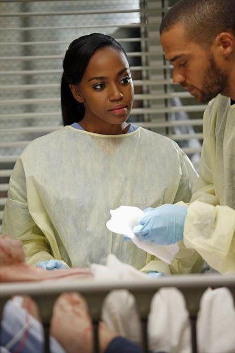 "grey's anatomy season 10 | More Grey's Anatomy Spoiler Pics: Season 9, Episode 10: ""Things We ..."