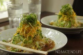 まだまだ冷たいメニュー!柚子風味サラダうどん♪|レシピブログ