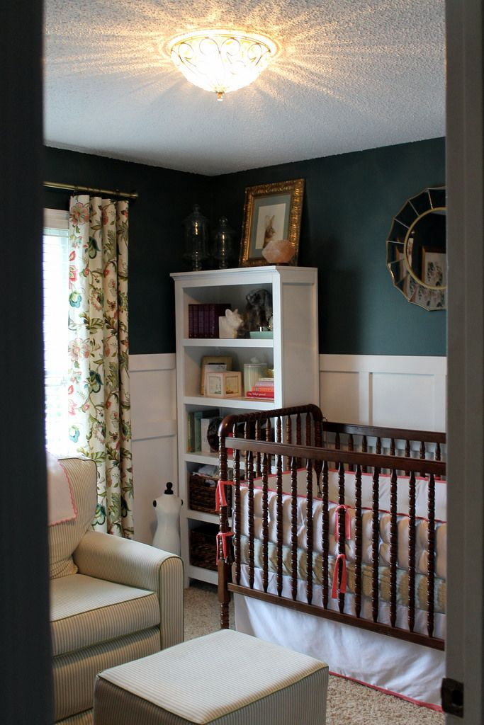 Project Nursery - Lauren E. Harding - Veronica's Bunny Nursery
