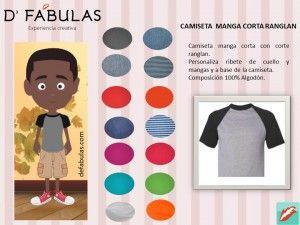 defabulas.com  Creative  experience, kids designing their own clothe.