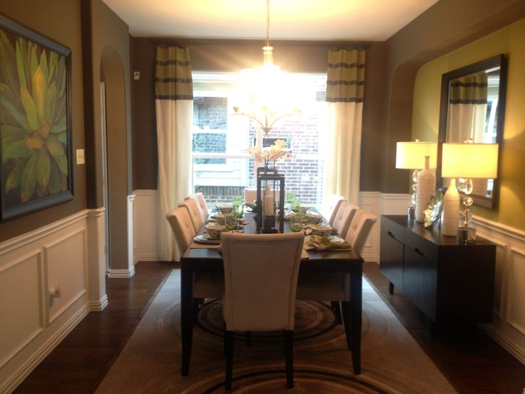 Standard Pacific Home Frisco TX Dining Rooms
