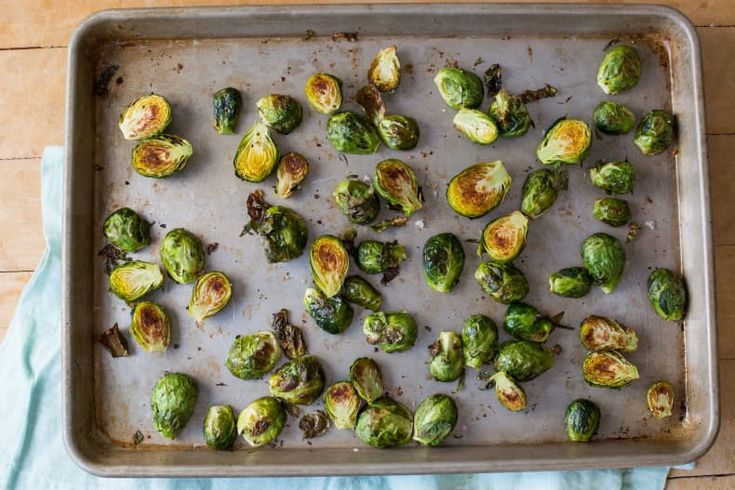 How To Roast Brussels Sprouts | Kitchn   – Christmas Dinner Recipes