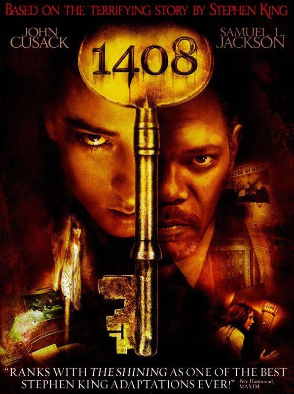 """1408"" > 2007 > Directed by: Mikael Håfström > Horror / Supernatural Horror"