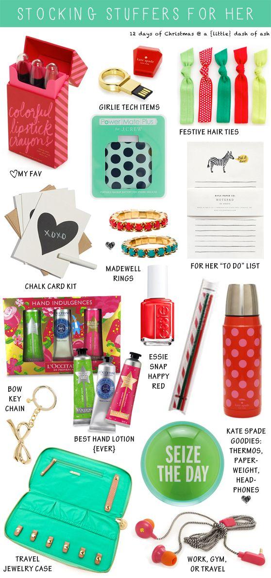 25+ best Stocking stuffers for wife ideas on Pinterest | Stockings ...