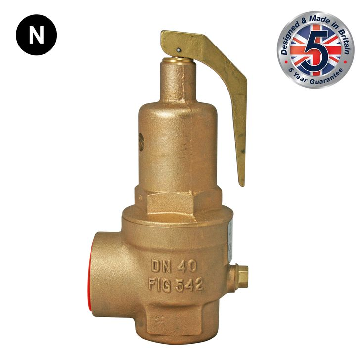 Nabic Fig 542 Safety Relief Valve