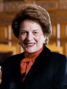 Judith Ann Kaye (née Smith; August 4, 1938 – January 7, 2016) was an American lawyer and jurist and the longtime Chief Judge of the New York Court of Appeals, serving in that position from March 23, 1993 until December 31, 2008. Judith Kaye died on January 7, 2016, at her home in Manhattan, from CANCER. She was 77 years old.