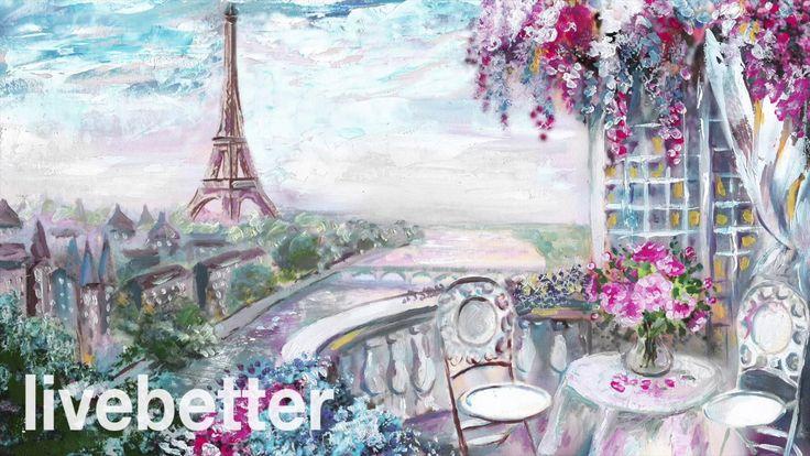 Para soñar contigo Cafe París Romántico: Música Francesa Instrumental Romántica Relajante T...