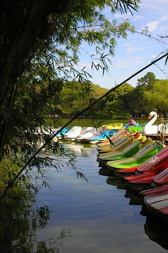 ✿⊱♥ Parque Farroupilha, Porto Alegre, RS, Brazil