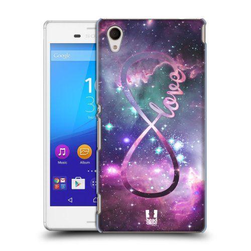 Pouzdro na mobil Sony Xperia M4 Aqua E2303 HEAD CASE NEKONEČNÁ LÁSKA