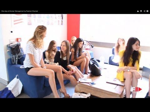 """One day at """"WOMEN MODEL MANAGEMENT"""" and interview with Piero Piazzi by Fashion Channel - YouTube #women #model #management #fashion #channel #fashionchannel #interview #pieropiazzi #piero #piazzi #youtube"""