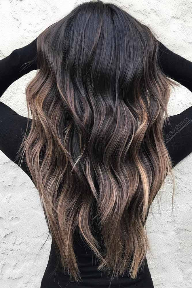 18 Best Winter Hair Colors ★ Classy Shades of Brown Hair Picture 1 ★ See more: http://glaminati.com/best-winter-hair-colors/ #winterhaircolors #haircolors