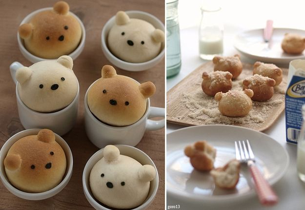 bear bread buns, From the top 20 kids party food ideas   Mouths of Mums