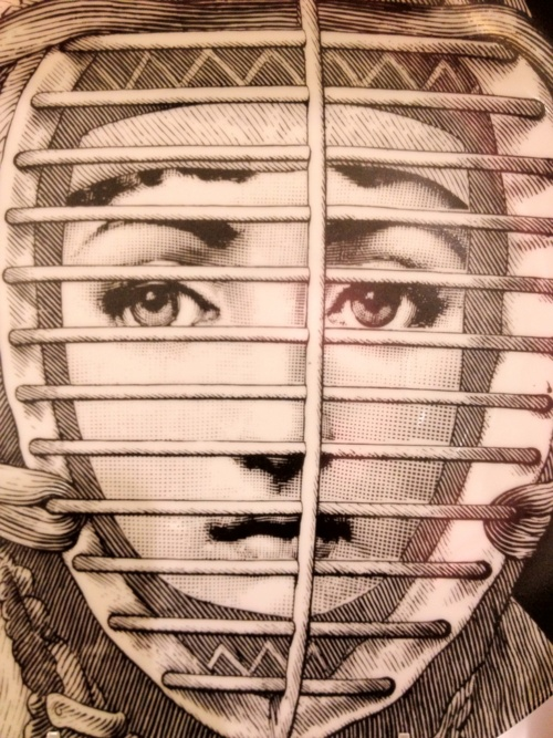90 best images about fornasetti on pinterest wall decorations tile and woman face. Black Bedroom Furniture Sets. Home Design Ideas