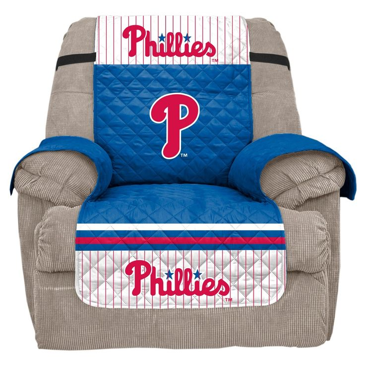 MLB Philadelphia Phillies Recliner Slipcover