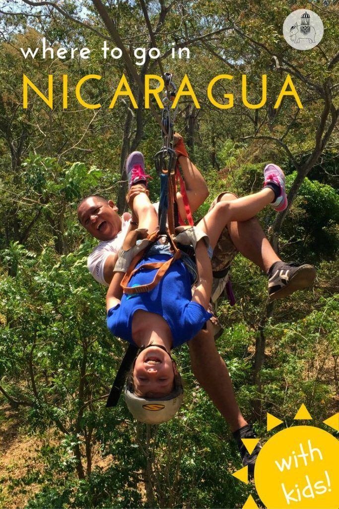 Nicaragua with Kids: Family-Friendly Itineraries. Here's all you need to know to plan your holiday to Nicaragua with the family. Where to go, what to see, activities and suggested itineraries.