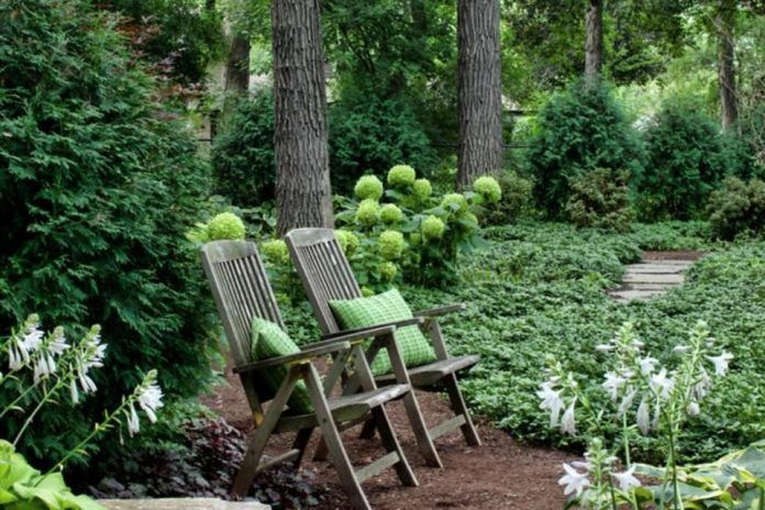 14 Clever Landscape Design Plans And Improvements For A Small Backyard Simphome Backyard Landscaping Small Backyard Backyard