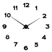Westminster ur, tal og visere