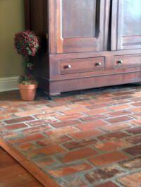 Best 25 Brick Tile Floor Ideas On Pinterest Brick Floor